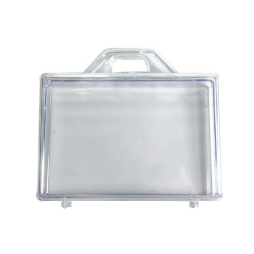 6211/0004 - Transparant koffertje