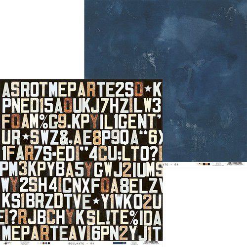 Piatek13 - Paper Soulmate 04 P13-MAT-04 12x12 (07-19)