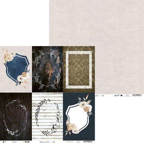 Piatek13 - Paper Soulmate 06 P13-MAT-06 12x12 (07-19)