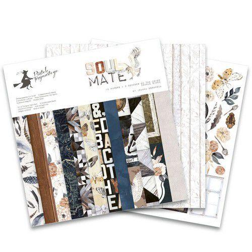 Piatek13 - Paper pad Soulmate 12 P13-MAT-08 12x12 (07-19)