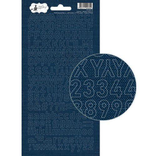 Piatek13 - Alphabet sticker sheet Soulmate 02 P13-MAT-18 10,5x23 cm (07-19)