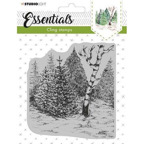 Studio Light Cling Stempel Essentials Christmas nr 14 CLINGSL14 (09-19)