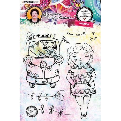 Studio light Clear Stamp Art By Marlene 4.0 nr 42 STAMPBM42 (09-19)
