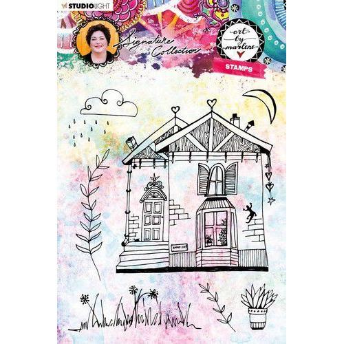 Studio light Clear Stamp Art By Marlene 4.0 nr 44 STAMPBM44 (09-19)