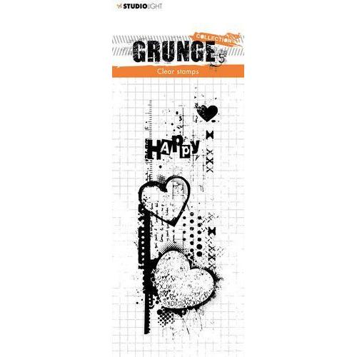 Studio light Clear Stamp Grunge Collection 3.0 nr 410 STAMPSL410 148x522 mm (09-19)