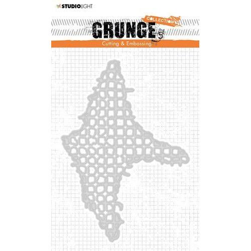 Studio light Cut. and Emb. Die A6 Grunge Collection 3.0 225 STENCILSL225 (09-19)