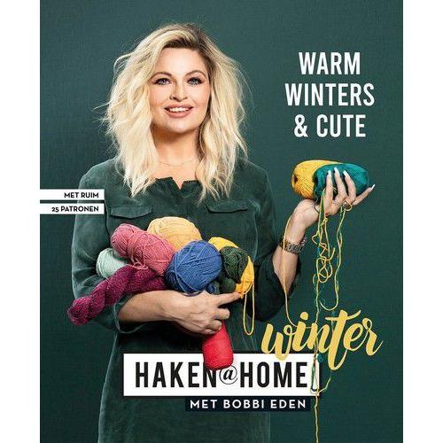 Kosmos Boek - Haken@Home met Bobbi Eden - Winter Bobbi Eden (10-19)