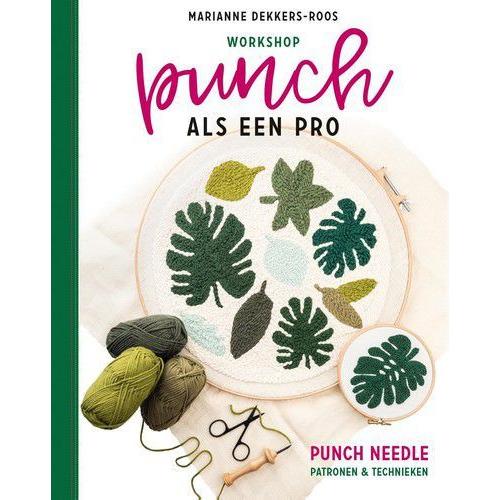 Kosmos boek - Punch als een pro Dekkers-Roos, Marianne (08-19)