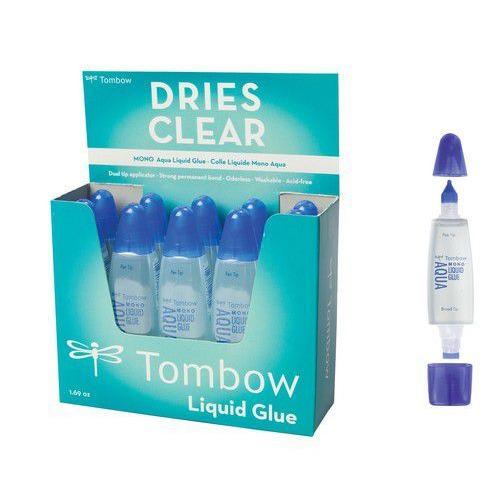 Tombow Liquid glue Aqua 10 st 50 ml 19-PT-WTC-10P