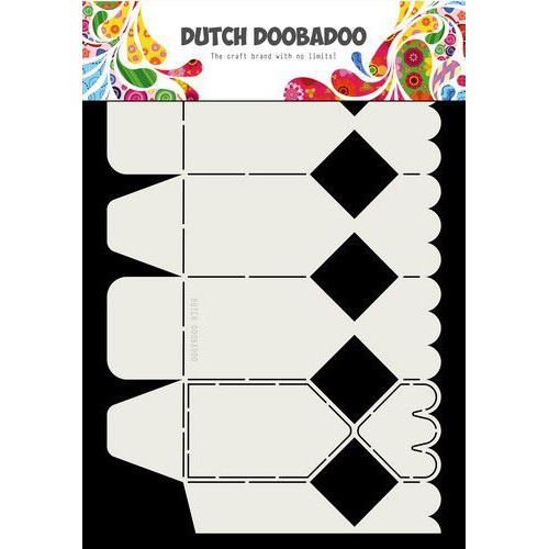 Dutch Doobadoo Dutch Box Art Candybox A4 470.713.058 (09-19)