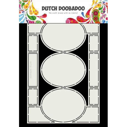 Dutch Doobadoo Dutch Swing Card art A4 Ovaal 470.713.336 (09-19)