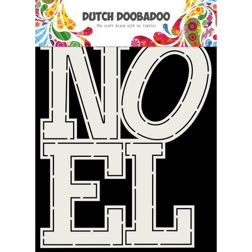 Dutch Doobadoo Card art Noel (FR) A5 470.713.734 (09-19)