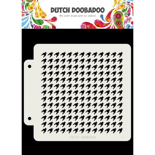 Dutch Doobadoo Dutch Mask Art Pepita 163x148 470.715.144 (09-19)