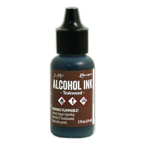 Ranger Alcohol Ink 15 ml - teakwood TAL40743 Tim Holz