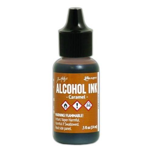 Ranger Alcohol Ink 15 ml - caramel TIM21971 Tim Holz