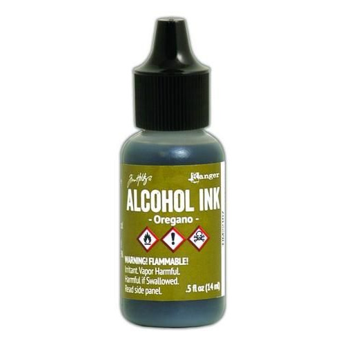 Ranger Alcohol Ink 15 ml - oregano TIM22107 Tim Holz