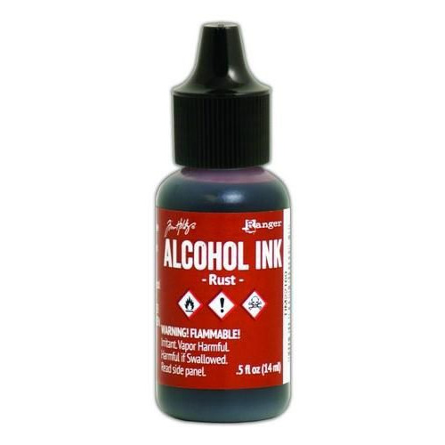 Ranger Alcohol Ink 15 ml - rust TIM22169 Tim Holz