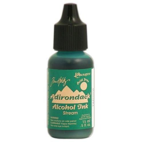 Ranger Alcohol Ink 15 ml - stream TIM22206 Tim Holz