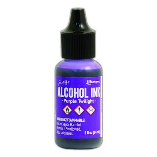 Ranger Alcohol Ink 15 ml - purple twilight TAB25511 Tim Holz