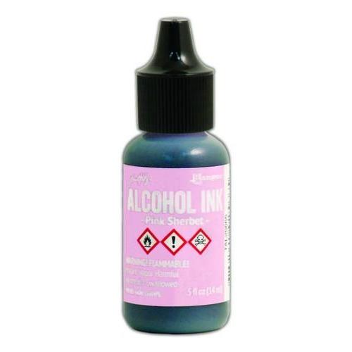 Ranger Alcohol Ink 15 ml - pink sherbet TAL25665 Tim Holz