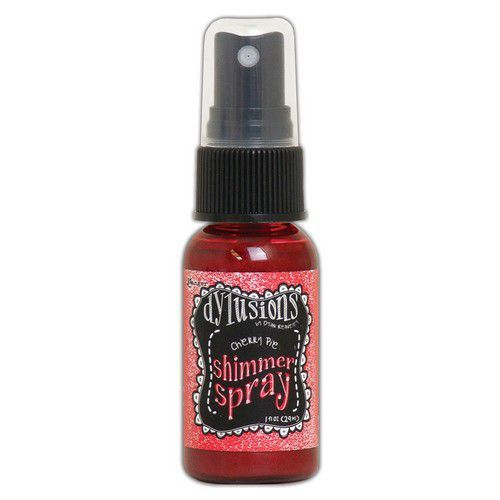 Ranger Dylusions Shimmer Spray 29 ml - Cherry Pie DYH68341