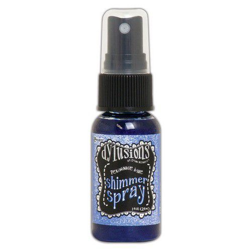Ranger Dylusions Shimmer Spray 29 ml - Periwinkle Blue DYH68402