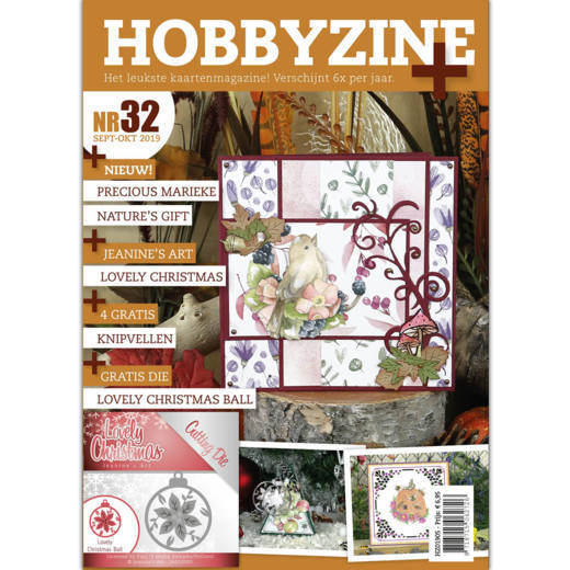 Hobbyzine Plus 32 - Find IT
