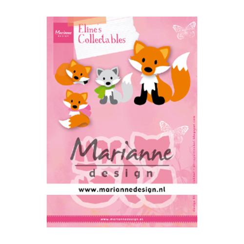 Eline's Cute Fox