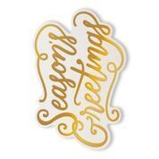 Seasons Greetings Sentiment Cut, Foil and Emboss Die (1pc)