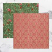 Naughty or Nice Double Sided Patterned Papers 7 (5pc)