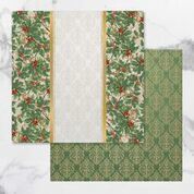 Naughty or Nice Double Sided Patterned Papers 6 (5pc)