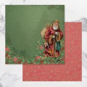 Naughty or Nice Double Sided Patterned Papers 5 (5pc)