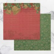 Naughty or Nice Double Sided Patterned Papers 3 (5pc)