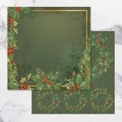 Naughty or Nice Double Sided Patterned Papers 1