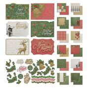 12 x 12 Collection Pack (12 Papers, Sticker Sheet and 6 Postcards)