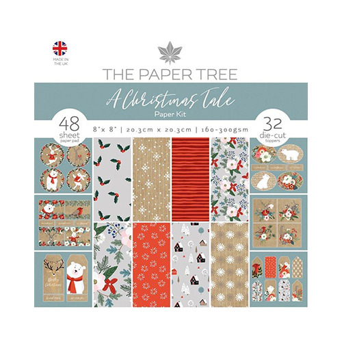 A Christmas Tale Paper Kit