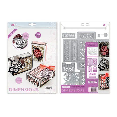 Tonic Studios Die - Dimensions A Little Something Gifbox set 2554E (09-19)