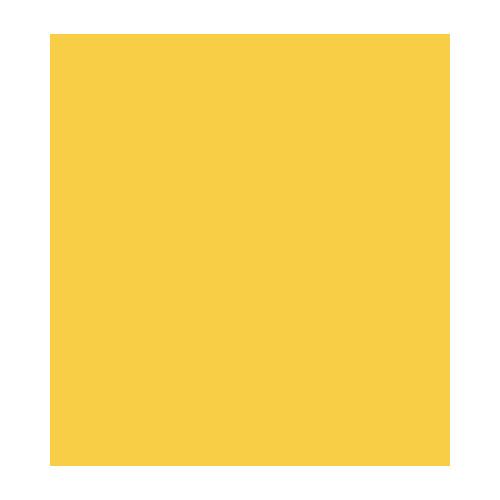 Acrylics Paint, Bright Yellow