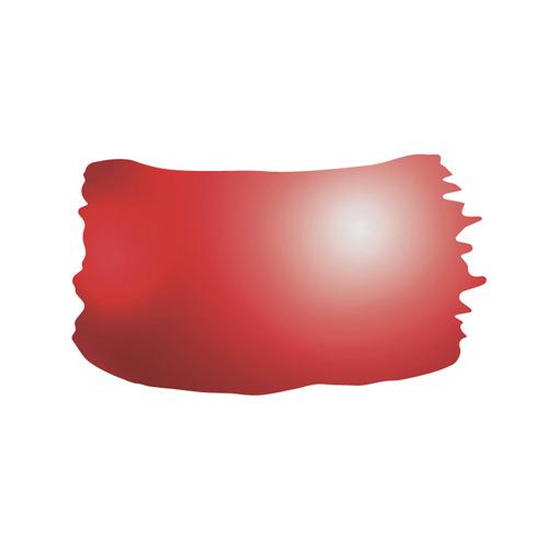Metallics Paint, Ruby