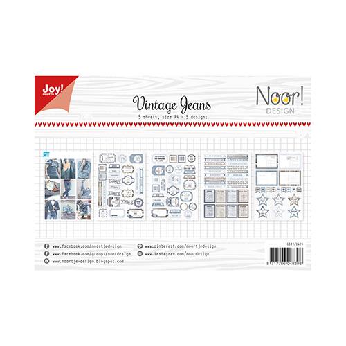 Noor  - Vintage Jeans