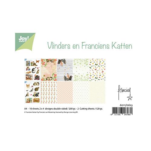 Design - Franciens Katten en Vlinders