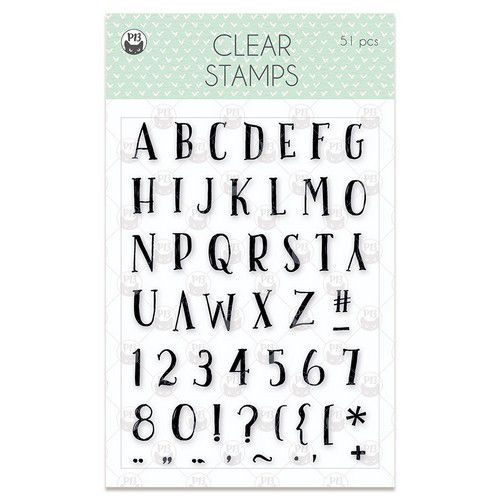 Piatek13 - Clear stamp set We are family 02 P13-FAM-31 (09-19)
