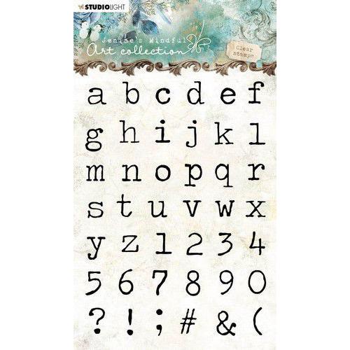 Studio Light Stamp A6 Jenine's Mindful nr 04 STAMPJMA04 (10-19)
