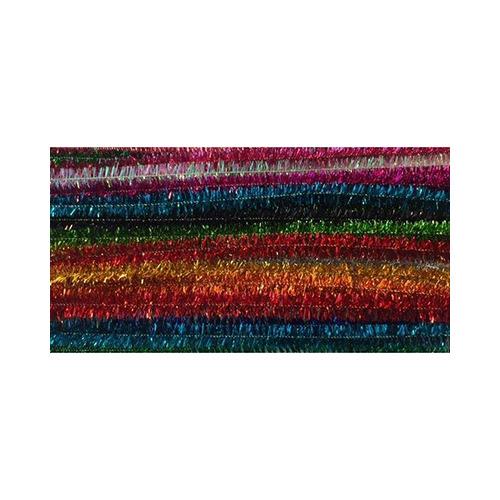 Glitter Chenille Set, Mix Color