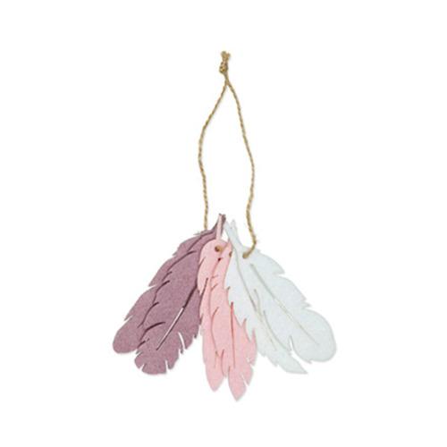 Feathers, Dusky Lilac