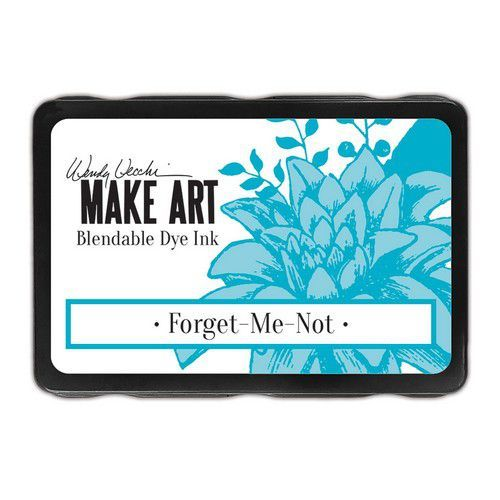 Ranger MAKE ART Dye Ink Pad Forget-Me-Not WVD64329 Wendy Vecchi (08-19)
