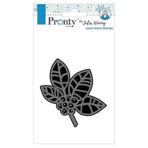 Pronty Foam stamp Berry Branches 494.904.014 Julia Woning (09-19)
