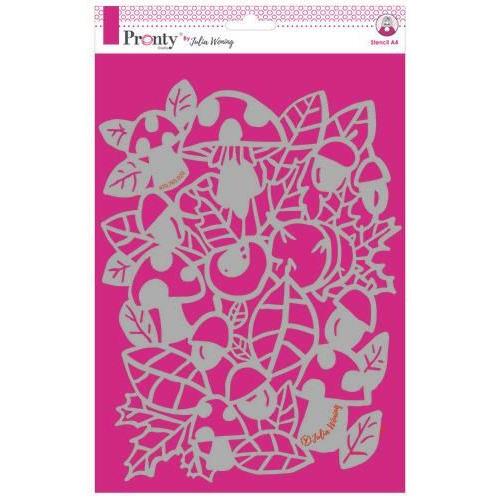 Pronty Stencil Autumn 470.765.020 A4 Julia Woning (09-19)