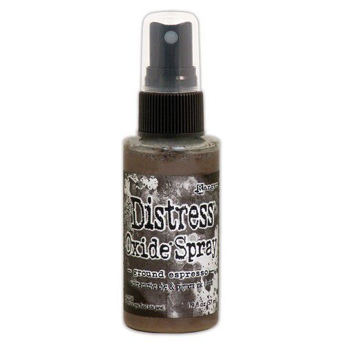 Ranger Distress Oxide Spray - Ground Espresso TSO67726 Tim Holtz (09-19)