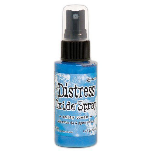 Ranger Distress Oxide Spray - Salty Ocean TSO67849 Tim Holtz (09-19)